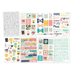 Simple Stories - Faith Collection - Cardstock Stickers