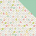 Simple Stories - Easter Collection - 12 x 12 Double Sided Paper - Some Bunny Loves You