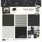 Simple Stories - Grad Collection - 12 x 12 Collection Kit