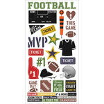 Simple Stories - Football Collection - Cardstock Stickers