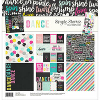 Simple Stories - Dance Collection - 12 x 12 Collection Kit