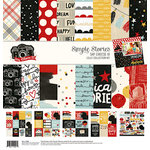 Simple Stories - Say Cheese III Collection - 12 x 12 Collection Kit