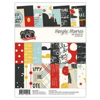 Simple Stories - Say Cheese III Collection - 6 x 8 Paper Pad