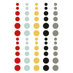 Simple Stories - Say Cheese III Collection - Enamel Dots