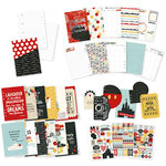 Simple Stories - Carpe Diem - Say Cheese III Collection - A5 Insert - 12 Month Planner