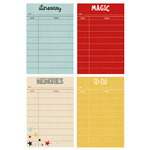 Simple Stories - Carpe Diem Collection - Say Cheese III - Sticky Notes