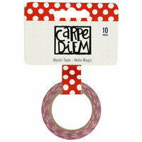 Carpe Diem - Say Cheese III Collection - Washi Tape - Hello Magic
