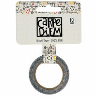 Simple Stories - Carpe Diem - Say Cheese III Collection - Washi Tape - 100 Percent Fun