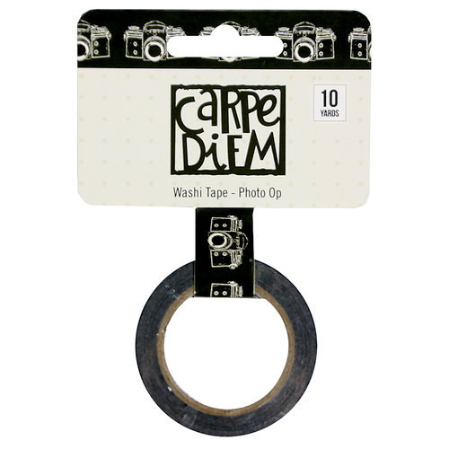 Simple Stories - Carpe Diem - Say Cheese III Collection - Washi Tape - Photo Op