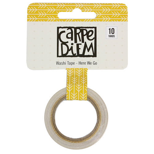 Simple Stories - Carpe Diem - Say Cheese III Collection - Washi Tape - Here We Go