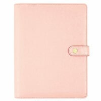 Carpe Diem - Personal Planner - Blush - Binder Only
