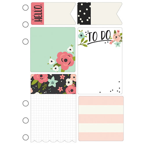 Simple Stories - Carpe Diem - Bloom Collection - Sticky Notes