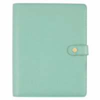 Carpe Diem - Bloom Collection - Personal Planner - Boxed Set - Robins Egg - Undated