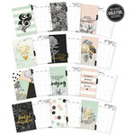 Simple Stories - Carpe Diem - Beautiful Collection - A5 Planner - Inserts - Monthly - Undated
