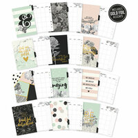Carpe Diem - Beautiful Collection - A5 Planner - Inserts - Monthly - Undated