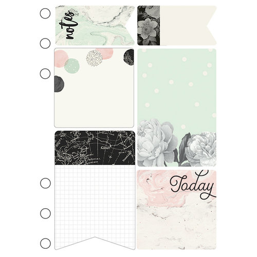 Simple Stories - Carpe Diem - Beautiful Collection - Sticky Notes