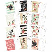 Carpe Diem - Bloom Collection - A5 Planner - Inserts - Monthly - Undated