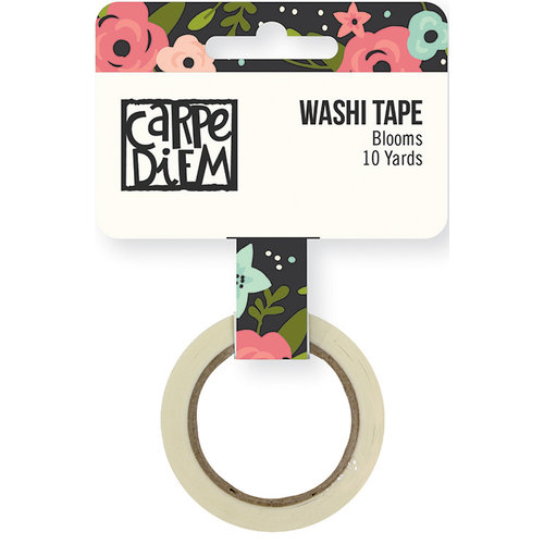 Simple Stories - Carpe Diem - Bloom Collection - Washi Tape - Blooms