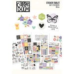 Simple Stories - Carpe Diem - Bliss Collection - Sticker Tablet