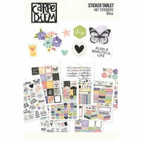 Carpe Diem - Bliss Collection - Sticker Tablet