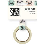 Simple Stories - Carpe Diem - Bliss Collection - Washi Tape - Butterflies