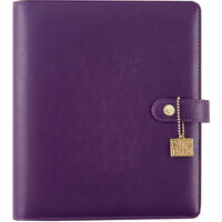 Carpe Diem - Bliss Collection - A5 Planner - Boxed Set - Grape - Undated