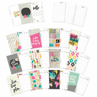 Carpe Diem - Good Vibes Collection - Personal Planner - Inserts - Monthly - Undated