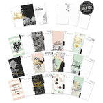 Simple Stories - Carpe Diem - Beautiful Collection - Personal Planner - Inserts - Monthly - Undated