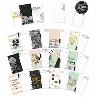 Carpe Diem - Beautiful Collection - Personal Planner - Inserts - Monthly - Undated