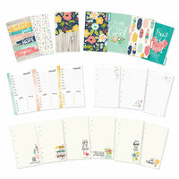 Carpe Diem - Faith Collection - Personal Planner - Inserts - Undated
