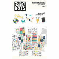 Carpe Diem - Faith Collection - Mini Sticker Tablet