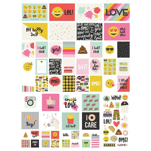Simple Stories - Emoji Love Collection - SNAP Pack