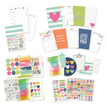 Simple Stories - Carpe Diem - Fitness Collection - A5 Planner Insert