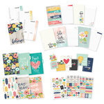 Simple Stories - Carpe Diem - Faith Collection - A5 Planner - Insert Set
