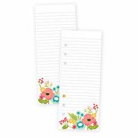 Carpe Diem - Faith Collection - Bookmark Tablet - Floral
