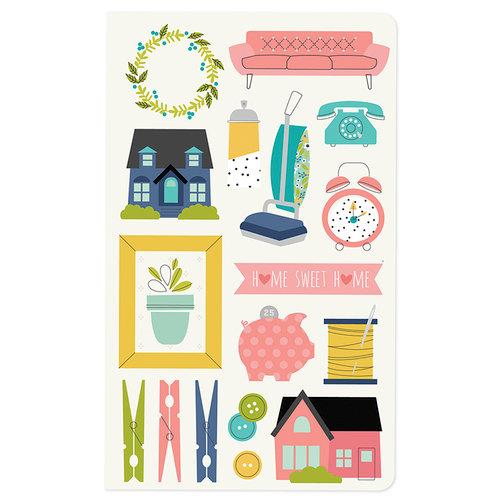 Simple Stories - Carpe Diem - Home Collection - Doc-It Journal