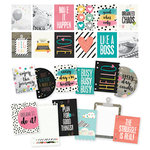 Simple Stories - Carpe Diem - Planner Essentials - Dashboard and Pocket Cards