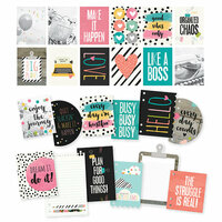 Carpe Diem - Planner Essentials - Dashboard and Pocket Cards