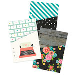 Simple Stories - Carpe Diem - Planner Essentials - Double Pocket Inserts
