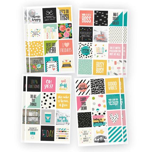Carpe Diem - Planner Essentials - Stickers - Insta Quote