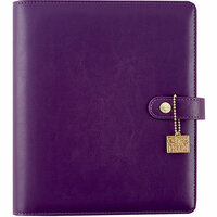 Simple Stories - Carpe Diem - A5 Planner Only - Grape