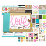 Simple Stories - Kraft Collection - SNAP Pack Class Kit