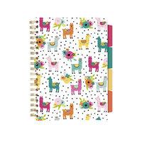 Carpe Diem - B5 Project Notebook - Colour Wash Llama