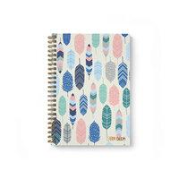 Carpe Diem - B5 Project Notebook - Colour Wash Rainbow