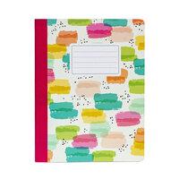 Carpe Diem - Composition Notebook - Colour Wash