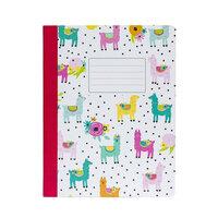 Carpe Diem - Composition Notebook - Colour Wash Llama