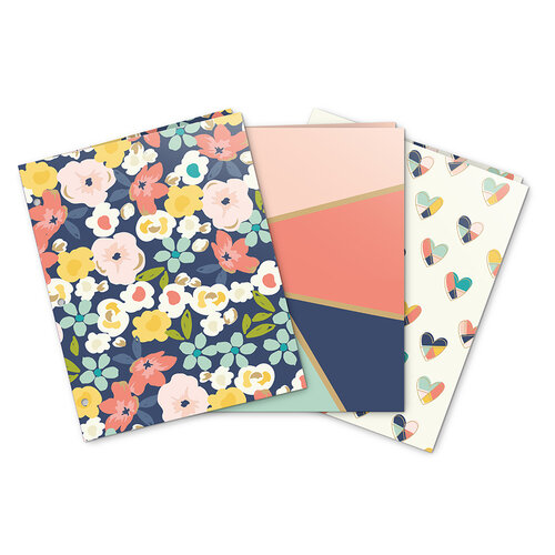 Carpe Diem - Pocket Portfolios - Floral Love