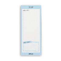 Carpe Diem - Magnetic To Do List - Sky Blue