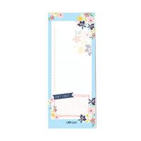 Carpe Diem - Magnetic To Do List - Ditsy Floral