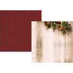 Simple Stories - Very Merry Collection - Christmas - 12 x 12 Double Sided Paper - Tis the Season